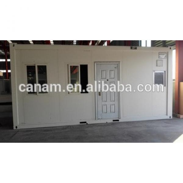 Prefabricated steel structure container house price #1 image
