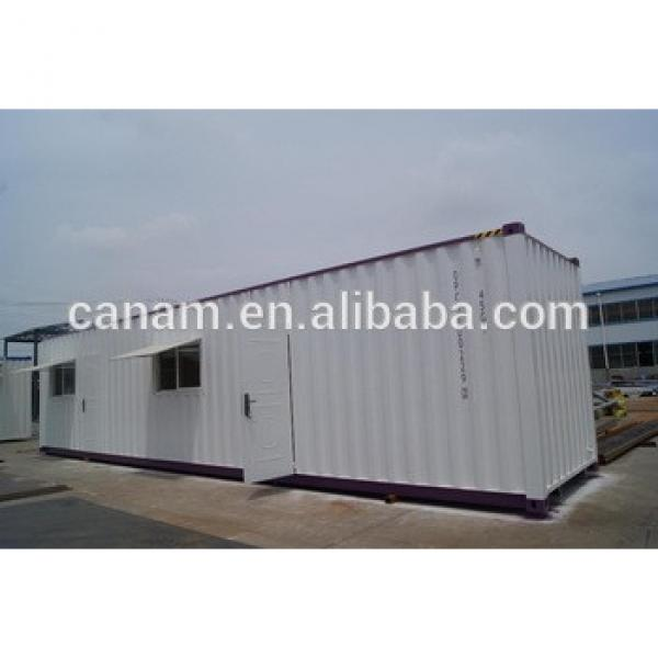 Container steel prefabricated house #1 image