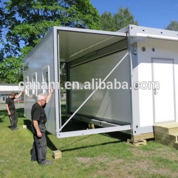 Prefab living moduar container house #1 image