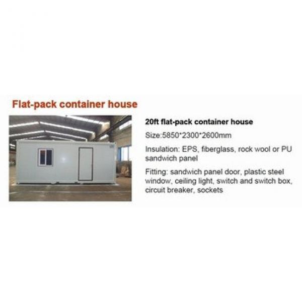 CANAM-convenient prefab modern house plan drawing #1 image