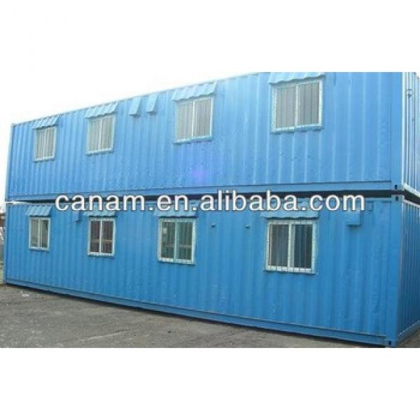 CANAM- prefab 40 HQ container house #1 image