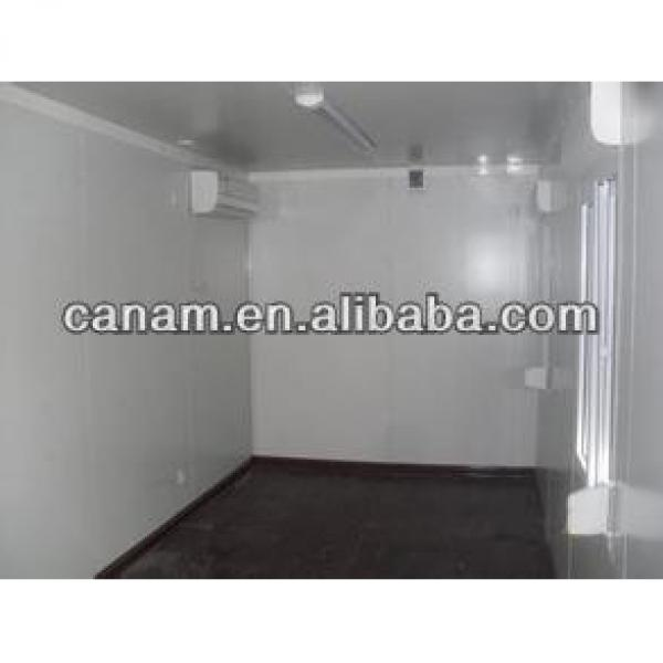 CANAM- low cost concrete wall prefabricated container #1 image