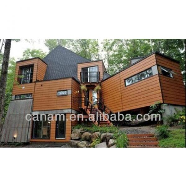 long lifetime well-designed 20ft prefab luxury shipping container for hotels #1 image