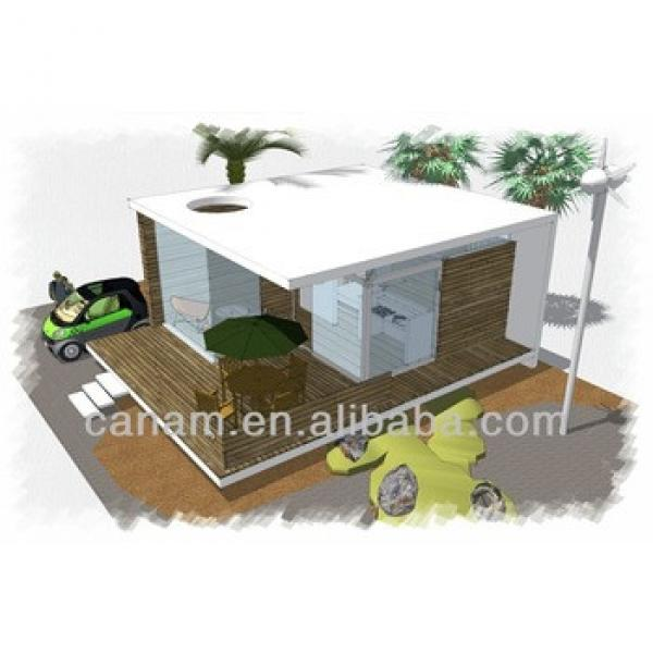 prefab container houses for hotels with long lifetime #1 image