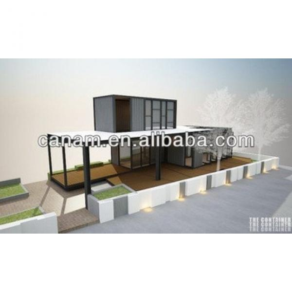 CANAM- Prefab movable container homes #1 image