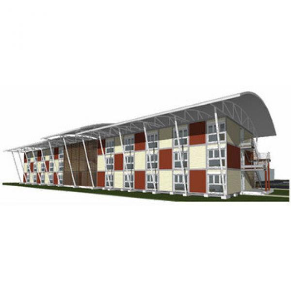 Modular container hotel #1 image