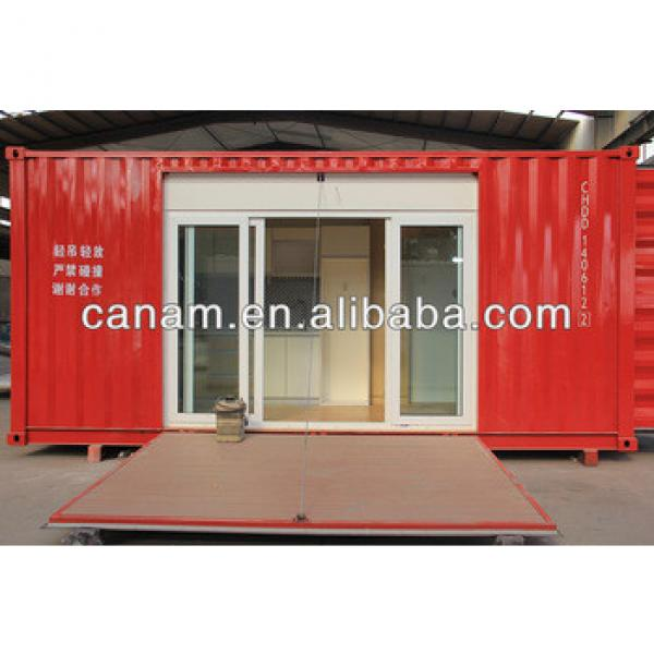 prefab shipping container house #1 image