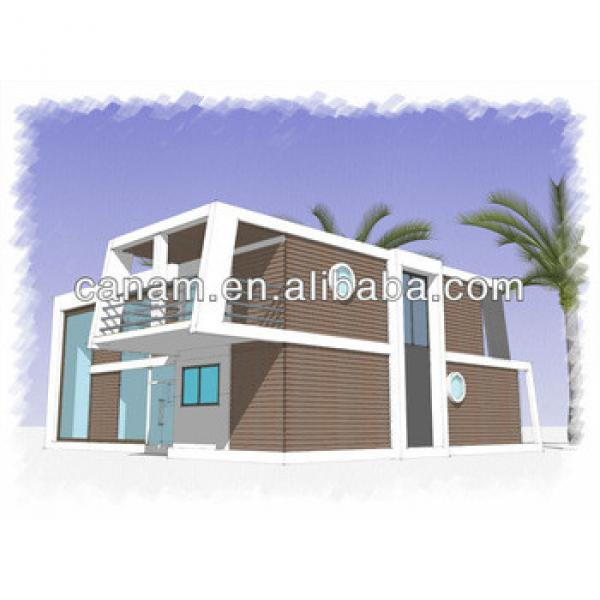 luxury shipping container villa house #1 image