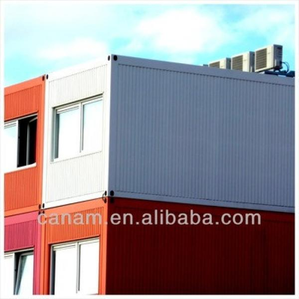 20ft shipping container villas in china #1 image