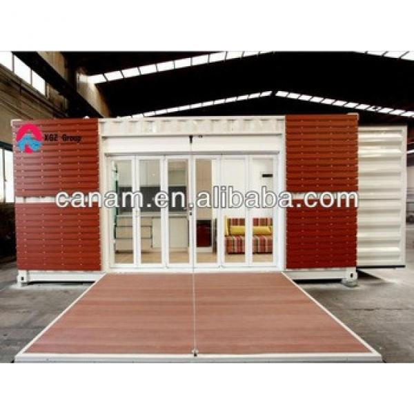 popular movable container villa #1 image