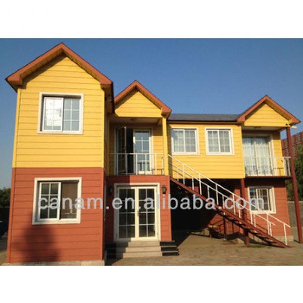 container villa, portable house #1 image