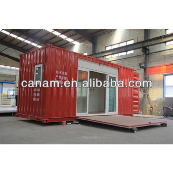 luxury prefab steel shipping container villa #1 image