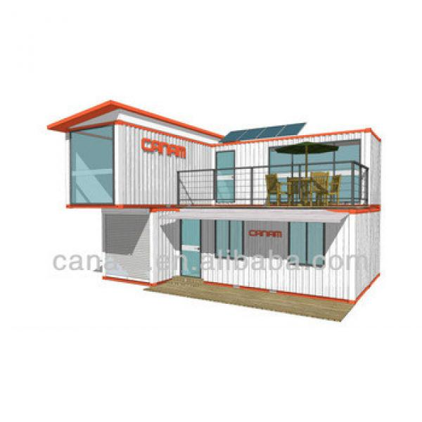 deluxe and luxury modified ocean container cabin and villa #1 image