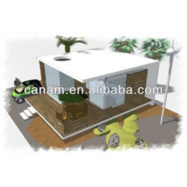 CANAM- two-story container villa #1 image