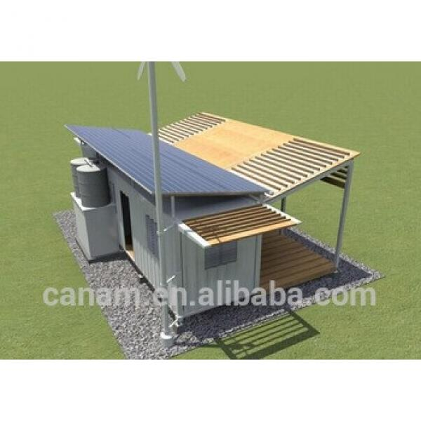 40ft holiday villa, container house #1 image