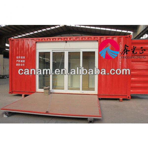 Qingdao movable shipping container home for hotel,office,apartment,villa,camp #1 image