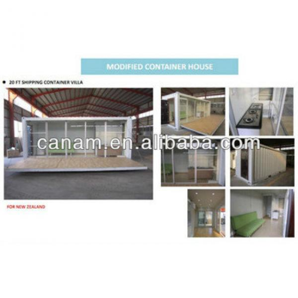 Light steel frame shipping containers house for sale #1 image