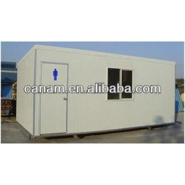 CANAM-ISO9001:2008 Prefab Movable Container House #1 image