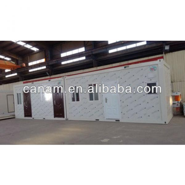 CANAM- modified pre-made container carport #1 image