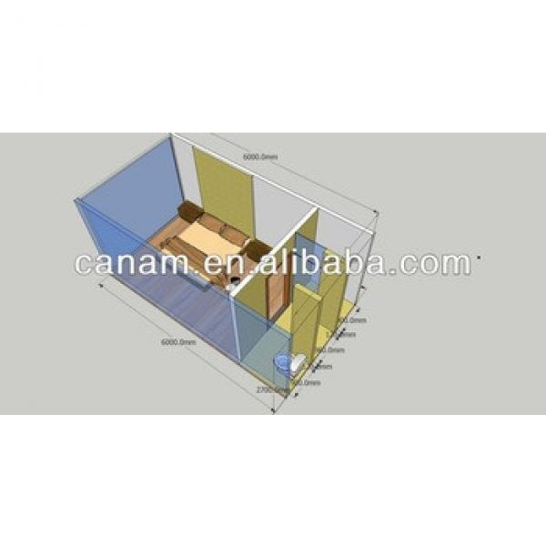 CANAM- high quality container house #1 image
