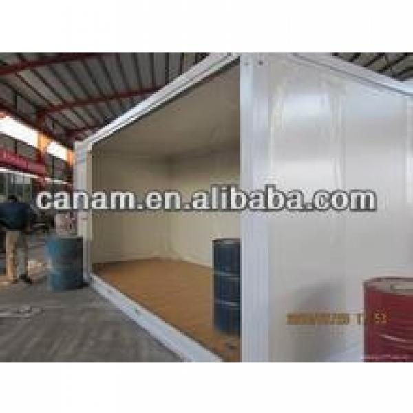 CANAM- container house with vinyl #1 image