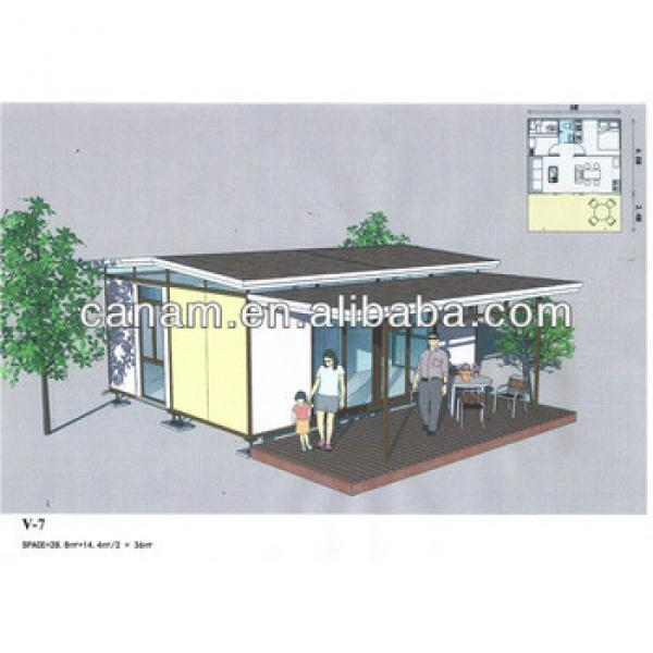CANAM- container house with decorating #1 image