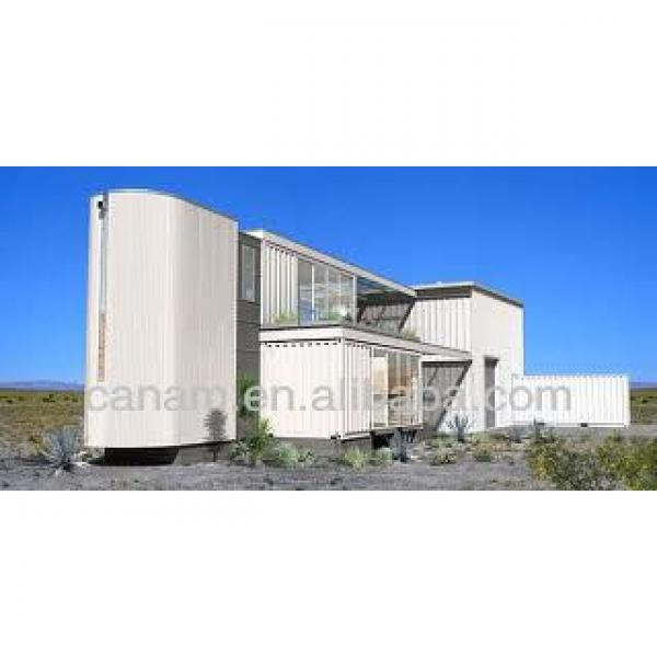 20ft steel prefabricated houses container,portable homes #1 image