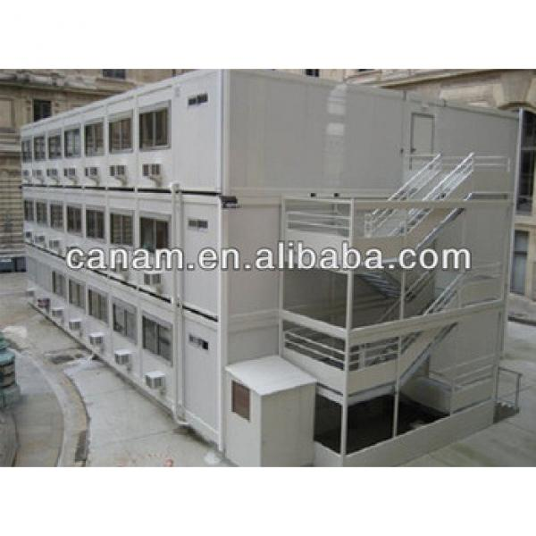 Low cost economic modular shipping or flatpack container for student's dormitory and classroom #1 image