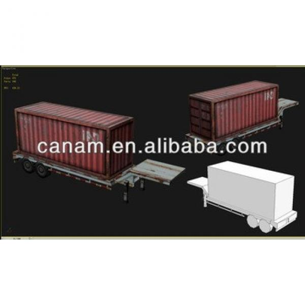 CANAM-modern garage container rooms #1 image