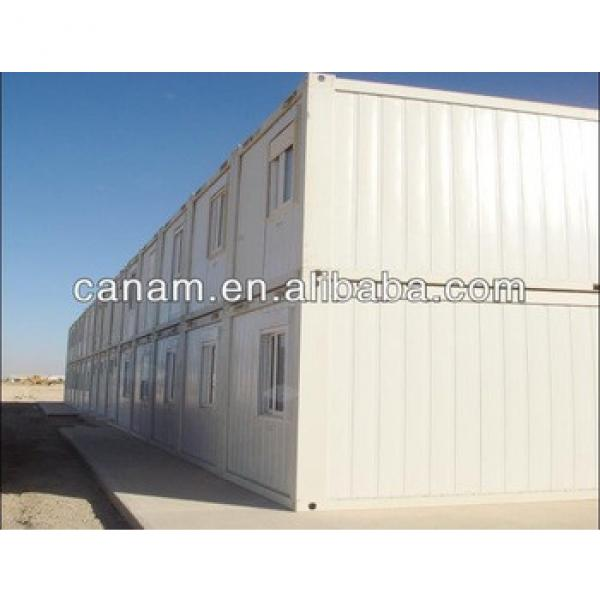 CANAM- Professional Fireproof prefab shipping container homes #1 image