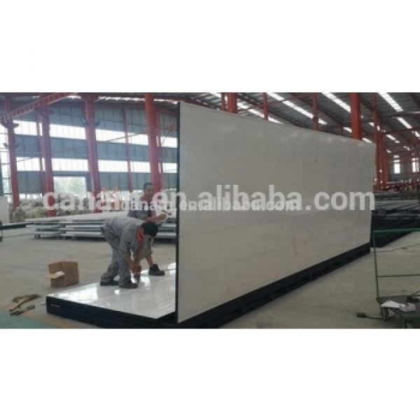 CANAM-ready made modular home prefab container cabin modular #1 image