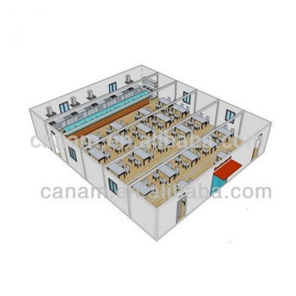 CANAM-2015 Cheap Prefab House Prices for School Dormitory #1 image