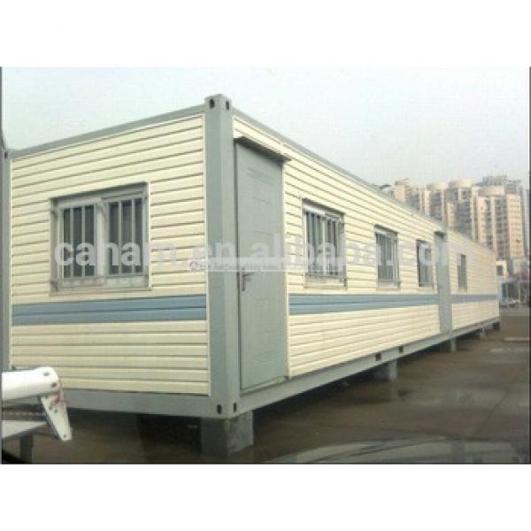 CANAM-prefabricated steel structure home/granny flats for sale #1 image