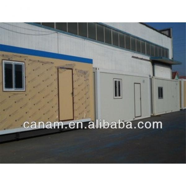 CANAM-New hot sale muji prefab house for hotel room service #1 image