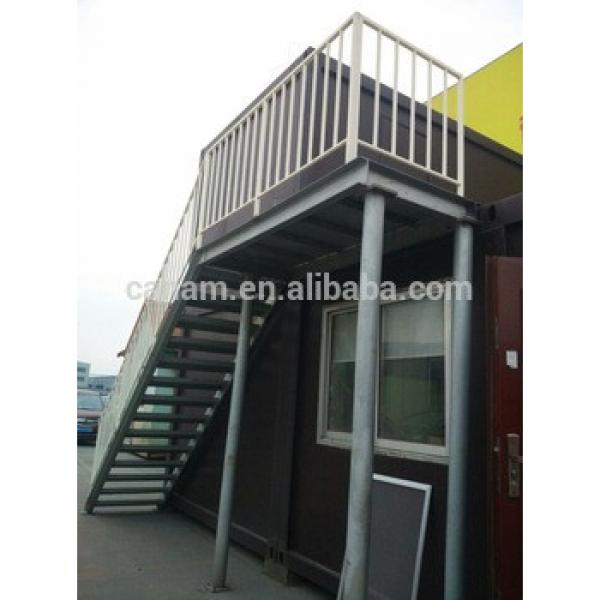 2015 New Design modular container homes pre fab metal building for sale #1 image