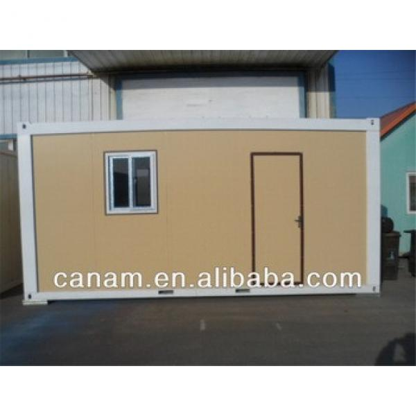 CANAM-prefabricated metal glass house cheap kits for sale #1 image