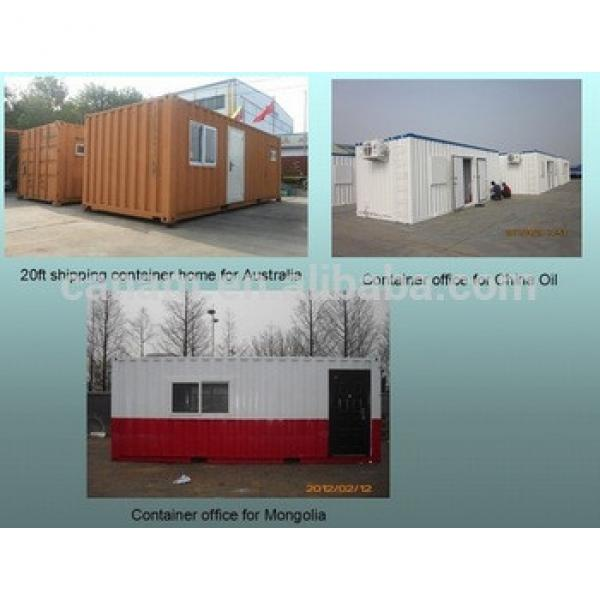 CANAM-Polystyrene Panel Economical Geodesic Dome Prefab Homes for sale #1 image