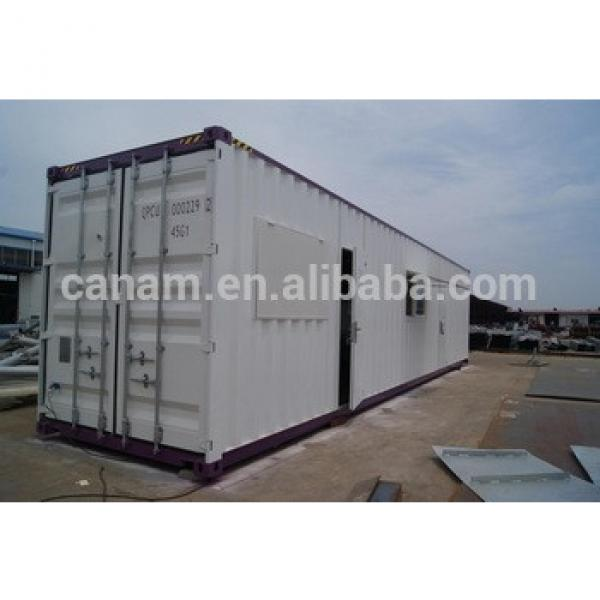 CANAM-prefab shipping container used home for sale #1 image