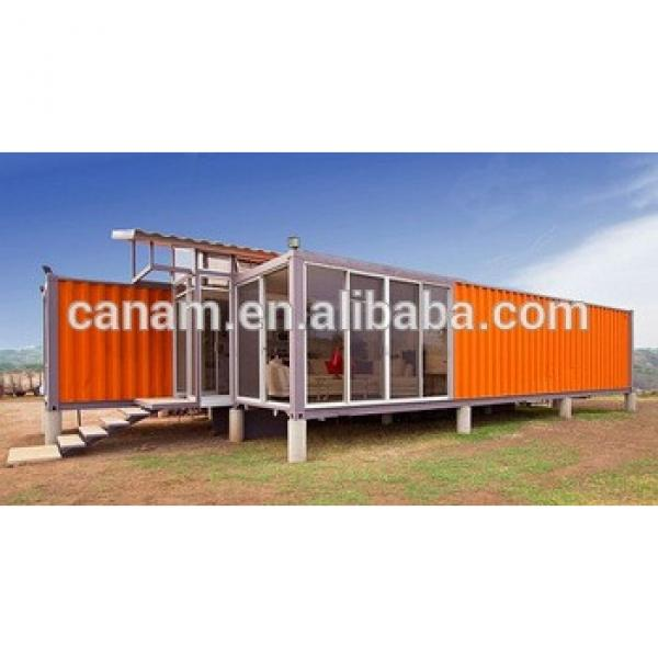 2016 New Fashion container villas modified container house #1 image