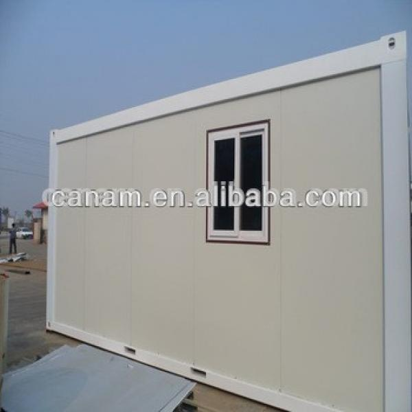 CANAM-Single story/disaster relief /two bed room prefabricated house #1 image