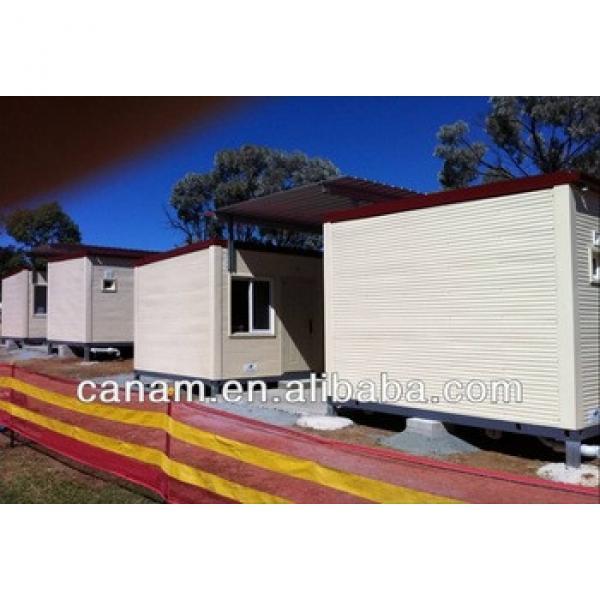 CANAM-Modern Design kit set Insulation Prefab Garage Shed home for sale #1 image