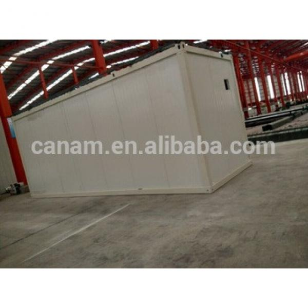 CANAM-2015 new style public mobile portable toilet for construction site #1 image