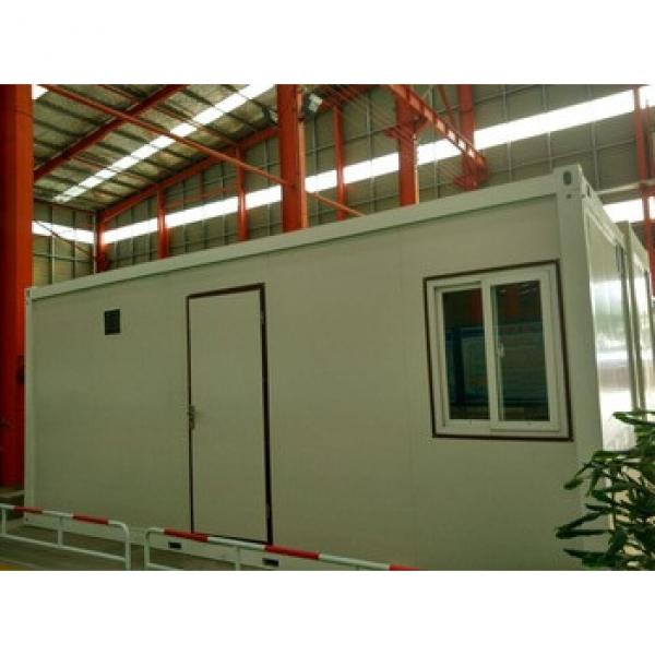 CANAM- modern design greenhouse custom shipping continer house for sale #1 image