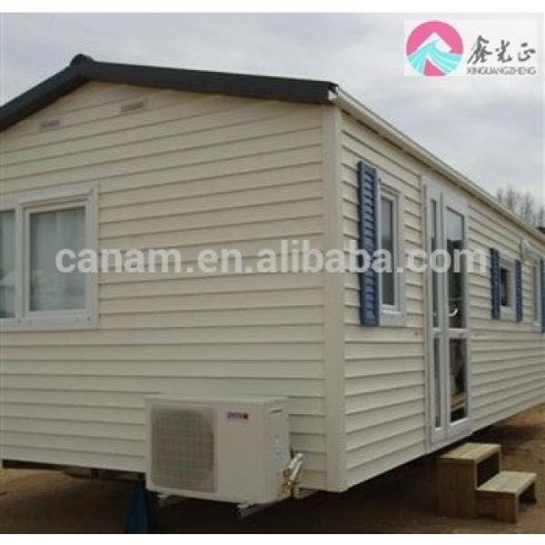CANAM-Top quality heat insulation prefab outdoor kiosk portable #1 image