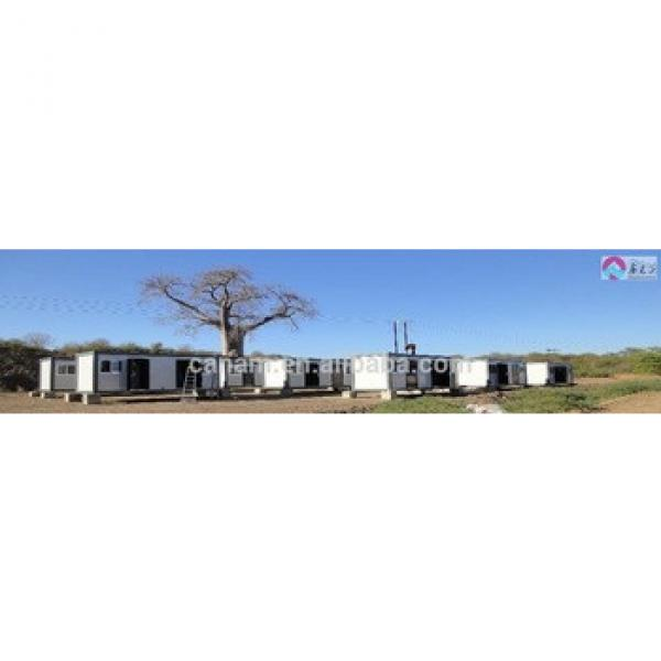 CANAM-movable Modern field-installed house of fabrics locations for sale #1 image
