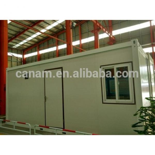 CANAM-Prefab mobile wooden cottages home from China for sale #1 image