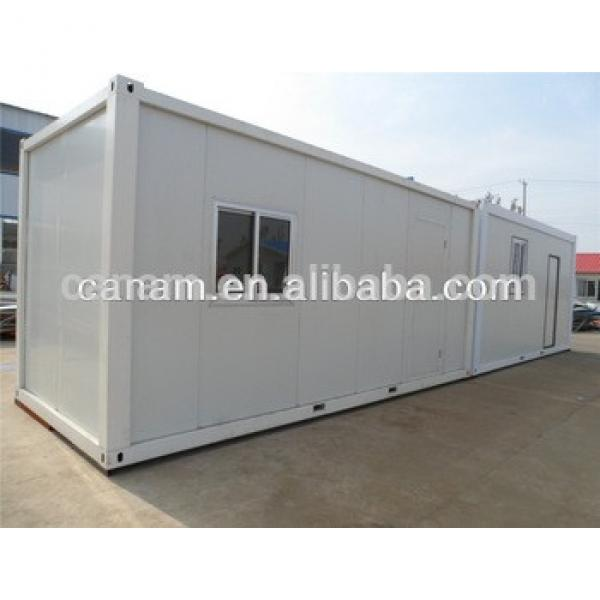 CANAM-china insulated portable modular modern log cabins for sale #1 image