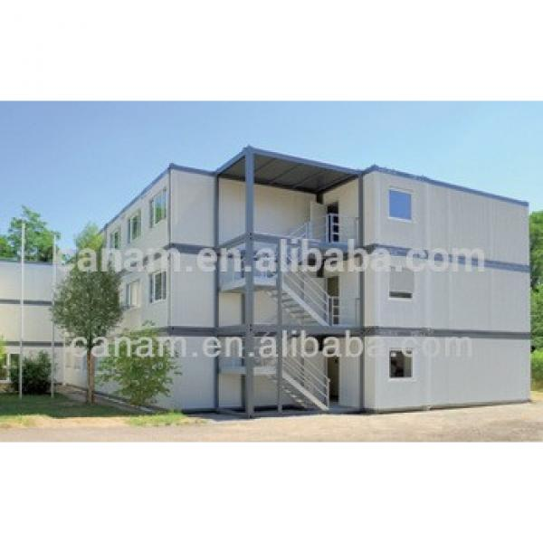 CANAM-light weight stable economical portacabin house for sale #1 image