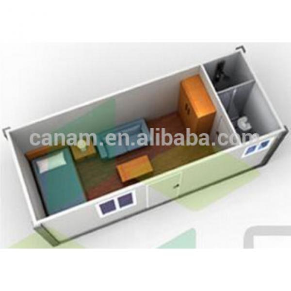 CANAM-Modular modern design prefab house for living #1 image