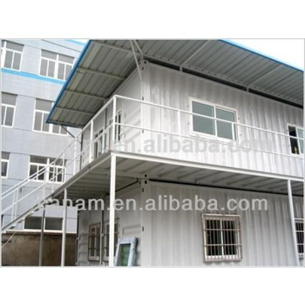 CANAM-steel structure anti-storm wood house indonesia #1 image